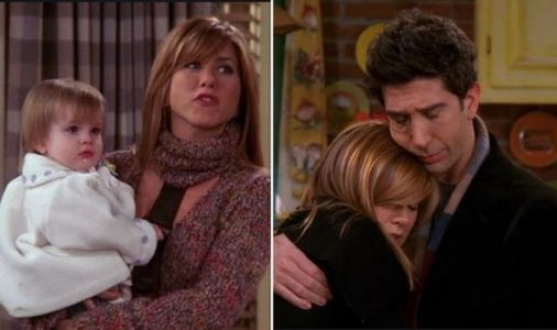 Friends: 'Emma would be in therapy' Showrunners give 2019 update on Ross and Rachel