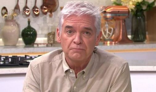 Phillip Schofield fights tears speaking on 'dark and scary' mental health: 'I needed help'