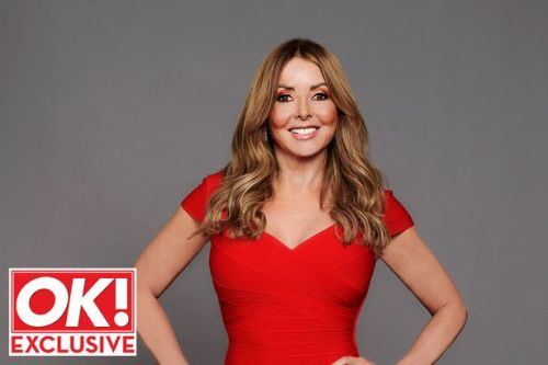 Carol Vorderman reveals she's 'strictly single' as she prepares to host Pride of Britain