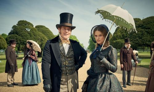 ITV's new show Belgravia is the perfect replacement for Downton Abbey - see the trailer!
