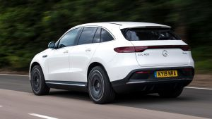 Mercedes EQC review
