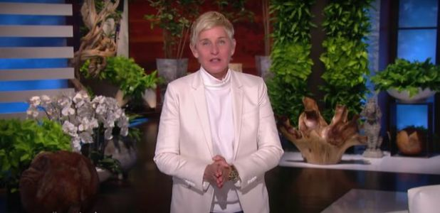 Ellen Says She 'Takes Responsibility' As She Makes On-Air Address About Toxic Workplace Claims On Chat Show
