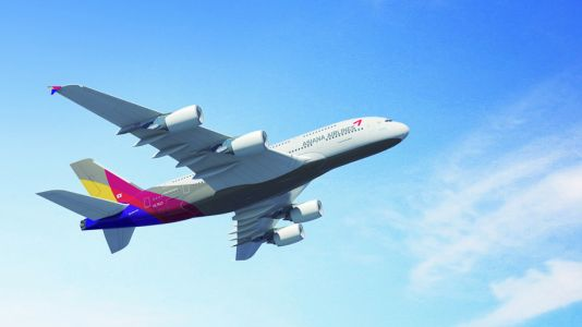 "Asiana Airlines launches ""hotel-like"" flights to nowhere: report"