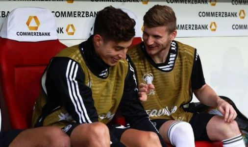 Chelsea board contact Kai Havertz agent with bid planned and Timo Werner to push for deal