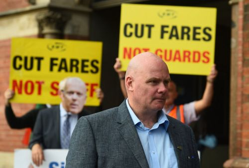 RMT union boss Steve Hedley suspended after saying he would 'throw a party' if Boris Johnson died of coronavirus