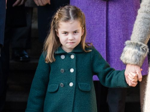 Princess Charlotte looks just like Princess Diana's niece Lady Kitty Spencer in these resurfaced childhood photos