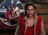 I'm a Celebrity's Pettifleur Berenger slams Ash Williams for 'faking love triangle'