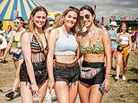 Blistering Britain set for a £2billion bank holiday boost as 8.6million people plan a staycation