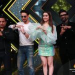 In Pictures: Tiger Shroff and Shraddha Kapoor on sets of 'Dance+ 5'