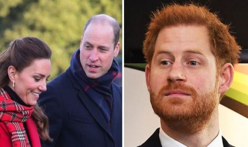 Kate and William's birthday snub to Harry before Sussexes' gift to Duchess