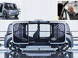 Jaguar Land Rover reveals new electric self-driving pod to be used on UK roads next year