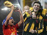 David Villa is the greatest Spanish striker of all time and must be recognised as he retires