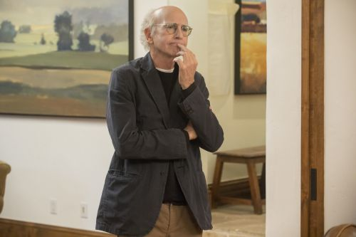 "Larry David defends Woody Allen after reading his book, says he doesn't think he ""did anything wrong"""