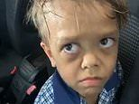 Mother shares footage of her brave son, nine, with dwarfism after he was bullied