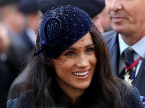 Meghan Markle shared a throwback photo from her Suits actress days
