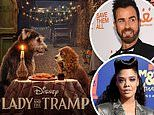 Disney unveils trailer for Lady And The Tramp with voices of Tessa Thompson & Justin Theroux