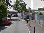 Parents' anger as secondary school introduces unisex toilets with CCTV cameras inside
