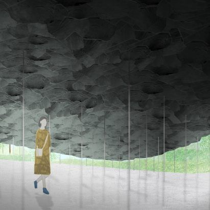 """Junya Ishigami to create """"a hill made out of rocks"""" as Serpentine Pavilion 2019"""