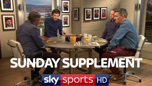 Sunday Supplement axed by Sky Sports after more than 20 years due to huge Premier League fixture pile-up next season