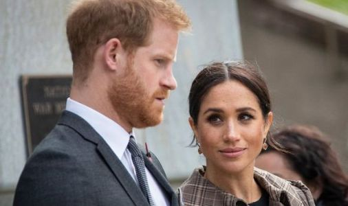 Prince Harry feels 'lost' in US like Meghan Markle did in the UK, royal author claims