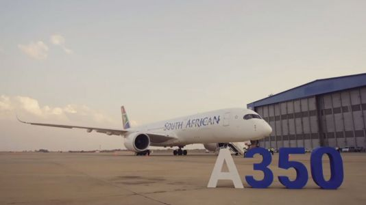 South African Airways to bring its A350 to Europe