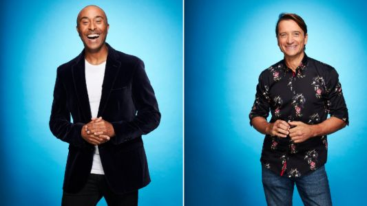 Dancing on Ice 2021: Olympians Graham Bell and Colin Jackson CBE confirmed for line-up