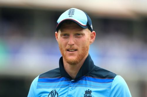 Cricketer Ben Stokes At Bedside Of Critically Ill Father In Hospital