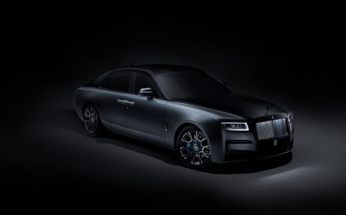 2021 Rolls-Royce Ghost Black Badge is tuned to make nearly 600bhp, gets moody makeover