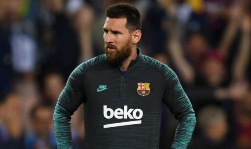 Lionel Messi dismisses reports of Inter Milan move as 'fake news'