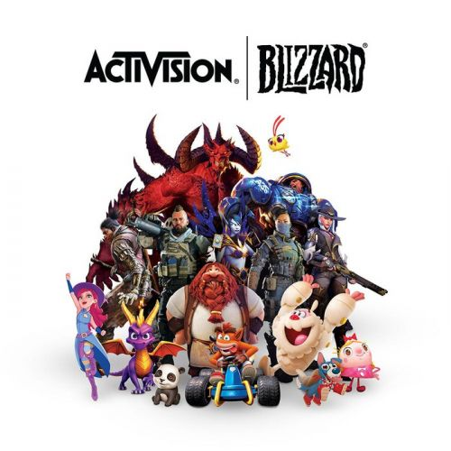 Shareholder groups say Activision Blizzard CEO Bobby Kotick is overpaid