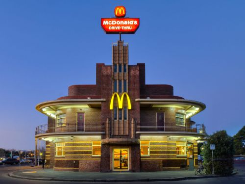 24 of the weirdest and most unique McDonald's restaurants in the world
