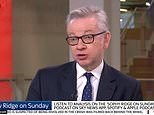 Michael Gove GUARANTEES the Brexit transition period will NOT be extended