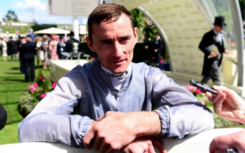 The remarkable rise of Danny Tudhope; the man in the driving seat for flat season's champion jockey title