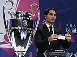 Champions League fixture dates REVEALED for round of 16