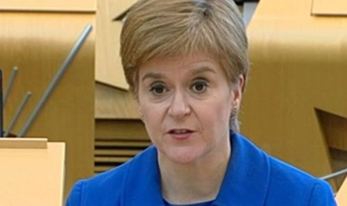 Sturgeon goes further than Boris: Scotland BANS visits to other households amid COVID rise