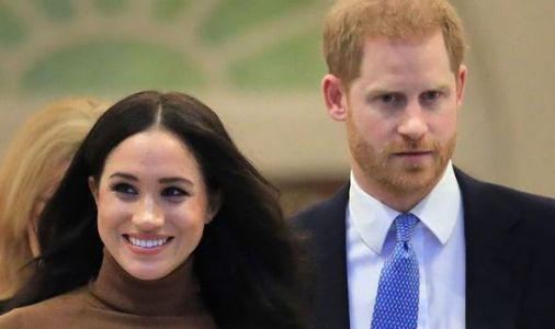 Meghan Markle protected by Prince Harry as he behaved 'like a bodyguard' at Canada House