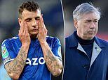 Everton suffer blow as left back Lucas Digne could be out for two months