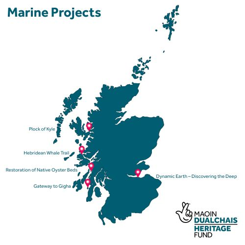 North groups benefit from £1.3 million lottery funding to support maritime projects