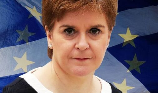 Not so fast Nicola! Sturgeon warned no guarantee EU would let independent Scotland join