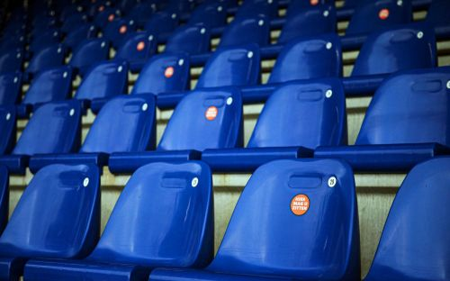 When will fans return to football stadiums and other sporting venues?