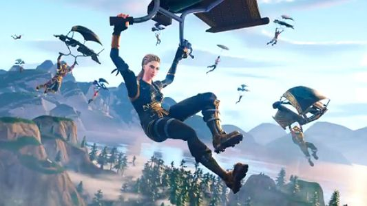 Fortnite week 4 challenges: Wailing Woods chests, Storm Circle centres, and trap eliminations