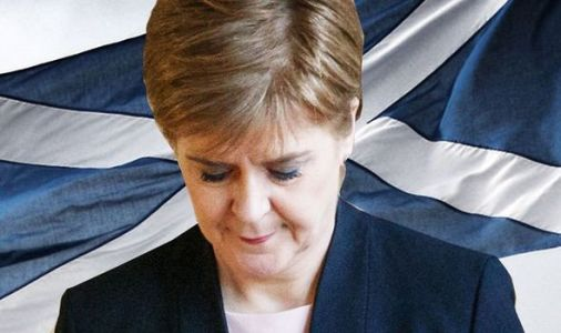 Sturgeon's shame: First Minister's own former school engulfed by SNP exam results chaos
