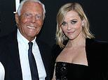 Giorgio Armani, 85, sparks fury after accusing the fashion industry of 'raping' women