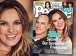 Mariska Hargitay calls friendship with Law & Order: SVU co-star Christopher Meloni 'life changing'