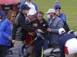 Fears for Harry Potter actor Tom Felton as he collapses during celebrity round of golf