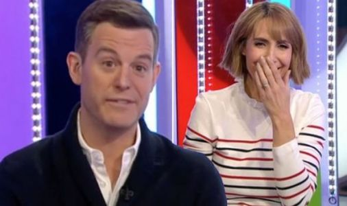 Matt Baker cuts off Alex Jones early in awkward blunder 'We're running out of time'