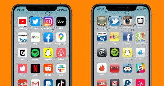 You can now get retro iPhone app icons - and you'll want them all right now