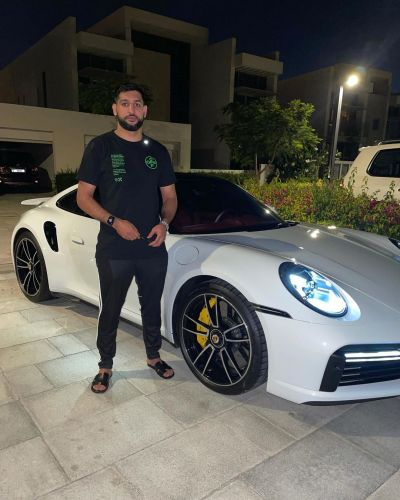 British Pakistani Boxer Amir Khan Just Bought His Dream Car And Holiday Home In Dubai