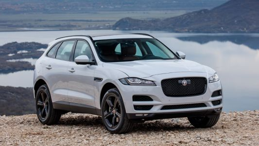 A weekend with the Jaguar F-Pace