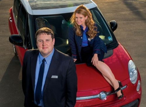 Peter Kay Announces Car Share Will Return For One-Off Special To 'Cheer Up' The Nation